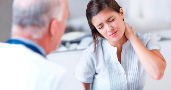 МРТ шейного отдела позвоночника при боли