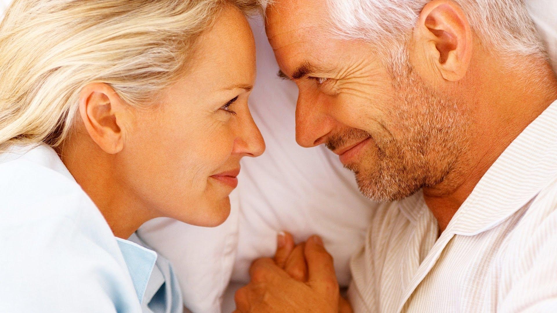 Секс супружеской пары в 50 лет